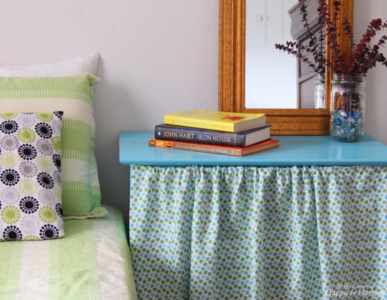 Photography Styling Challenge 5-Bedroom Side Table Styling