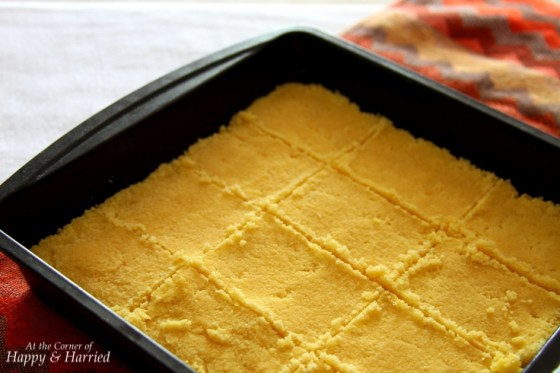 Mysore Pak - Being Set In Pan