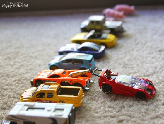 Photography Styling Challenge_Order - Cars In A Row