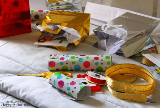 Photography Styling Challenge_Chaos- Gift Wrapping 7