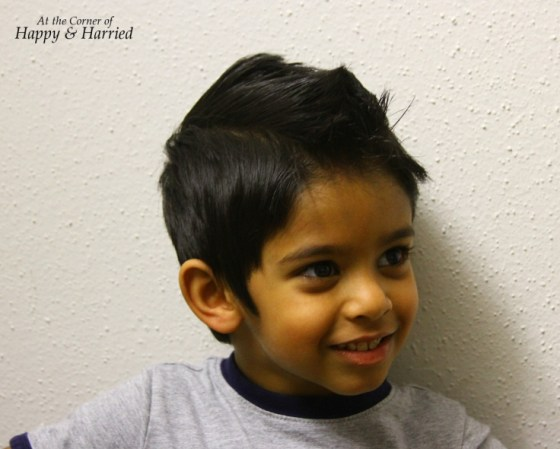 Photography Styling Challenge #9 - Fashion - Spiked Hair Style