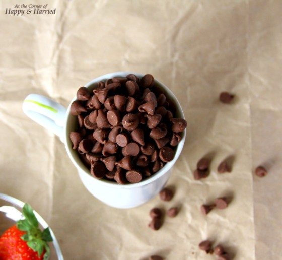 Semi Sweet Milk Chocolate Chips