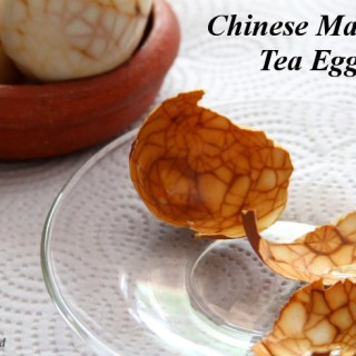 Easter Eggstravaganza: Watercolored & Chinese Marbled Tea Eggs