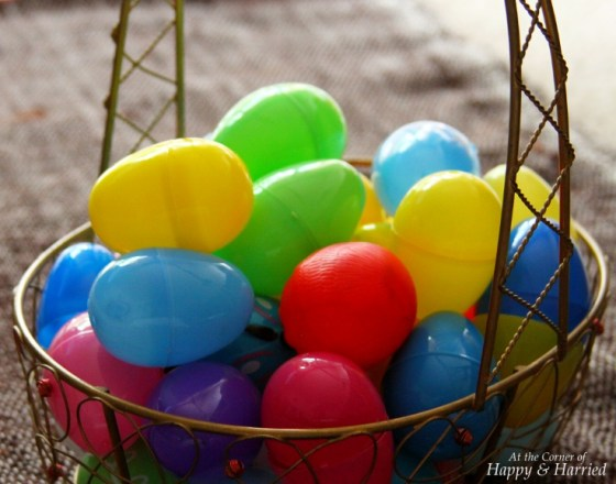 Plastic Easter Eggs