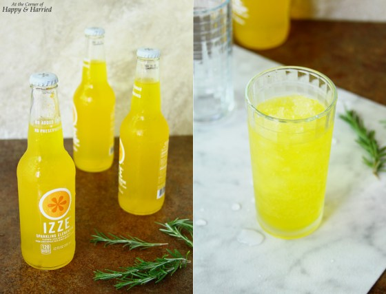 Clementine Soda For Sunrise Mocktail