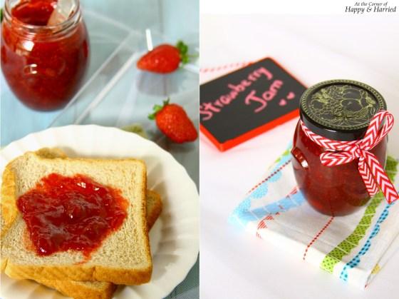 Chunky Strawberry Jam