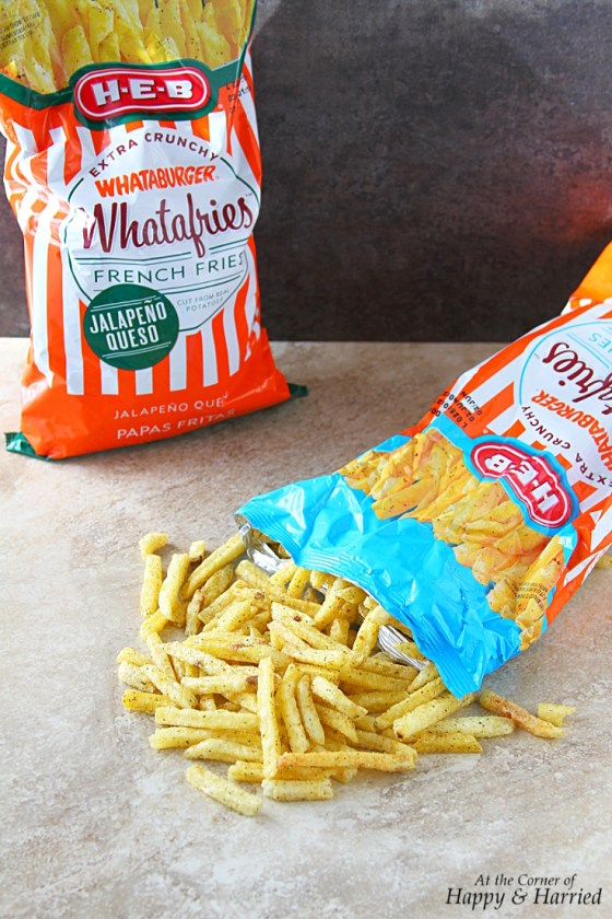 HEB Whataburger Fries