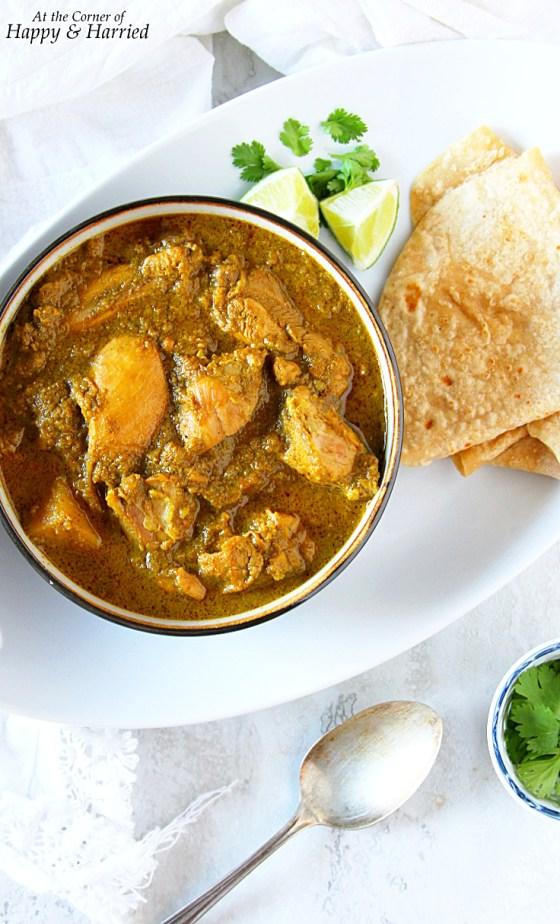 Nilgiri Style Chicken Korma