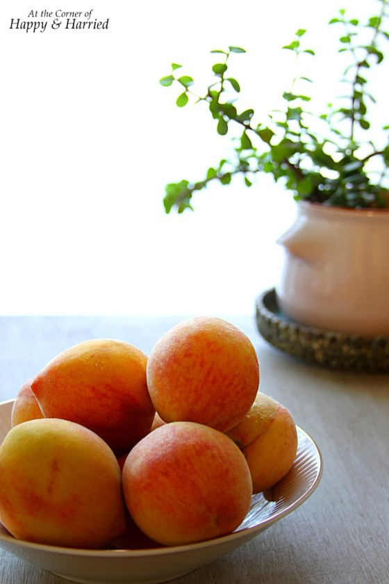 Texas Peaches