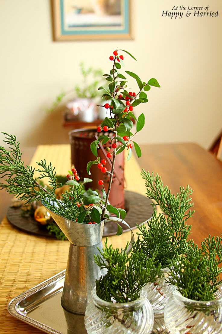 HappyandHarried Christmas 2015-Natural Christmas Decor