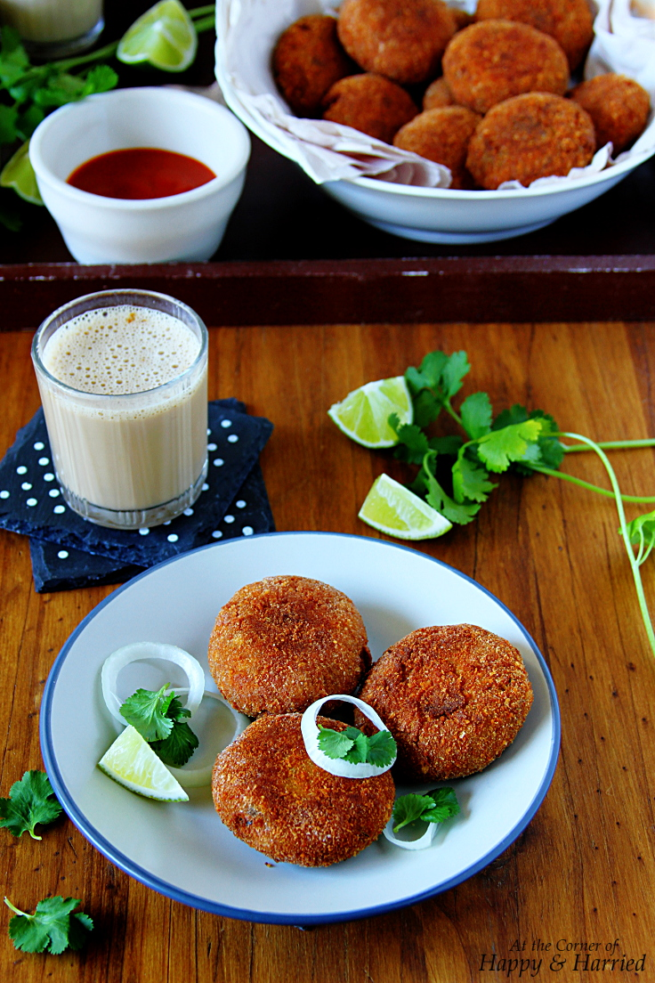 CHICKEN CUTLETS (CHOPS OR CROQUETTES)