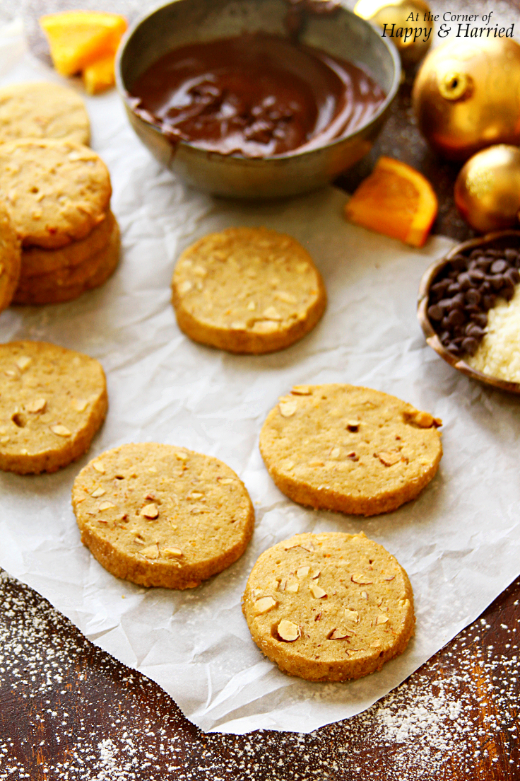 ... and delicious cookies – that's always a win in my cookie book