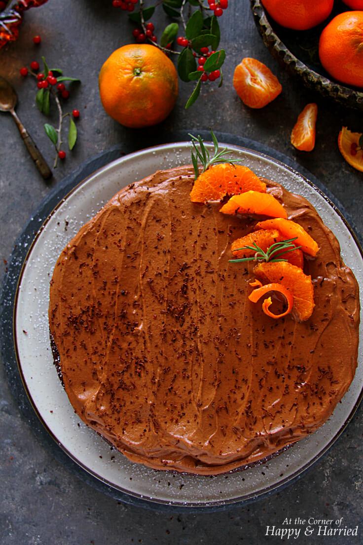 How To Make Orange Peel For Fruit Cake