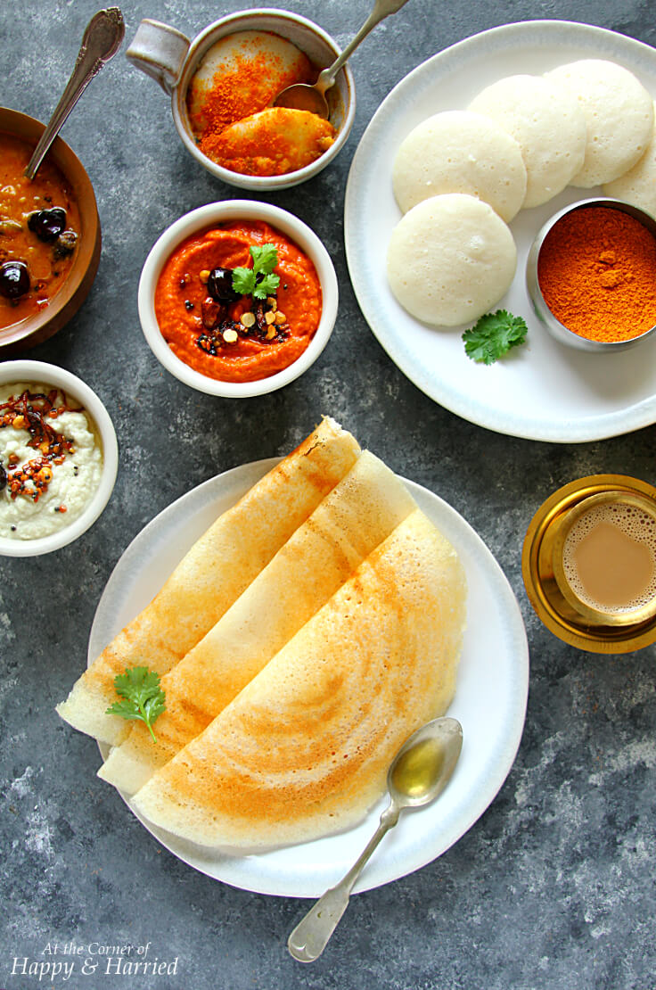 Indian Foods That Are Fermented