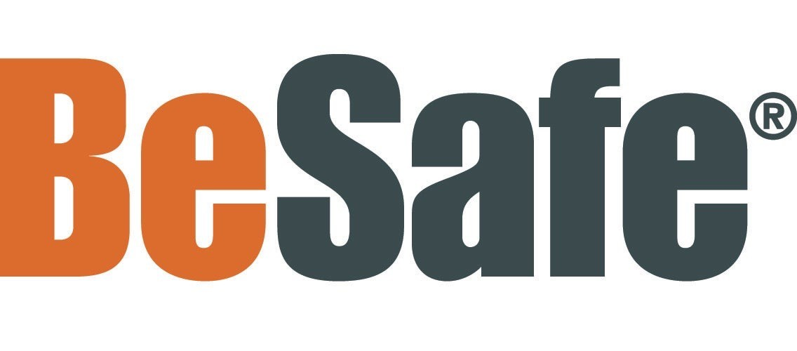 Logo der Marke BeSafe