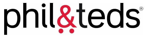 Logo der Marke Phil & Teds