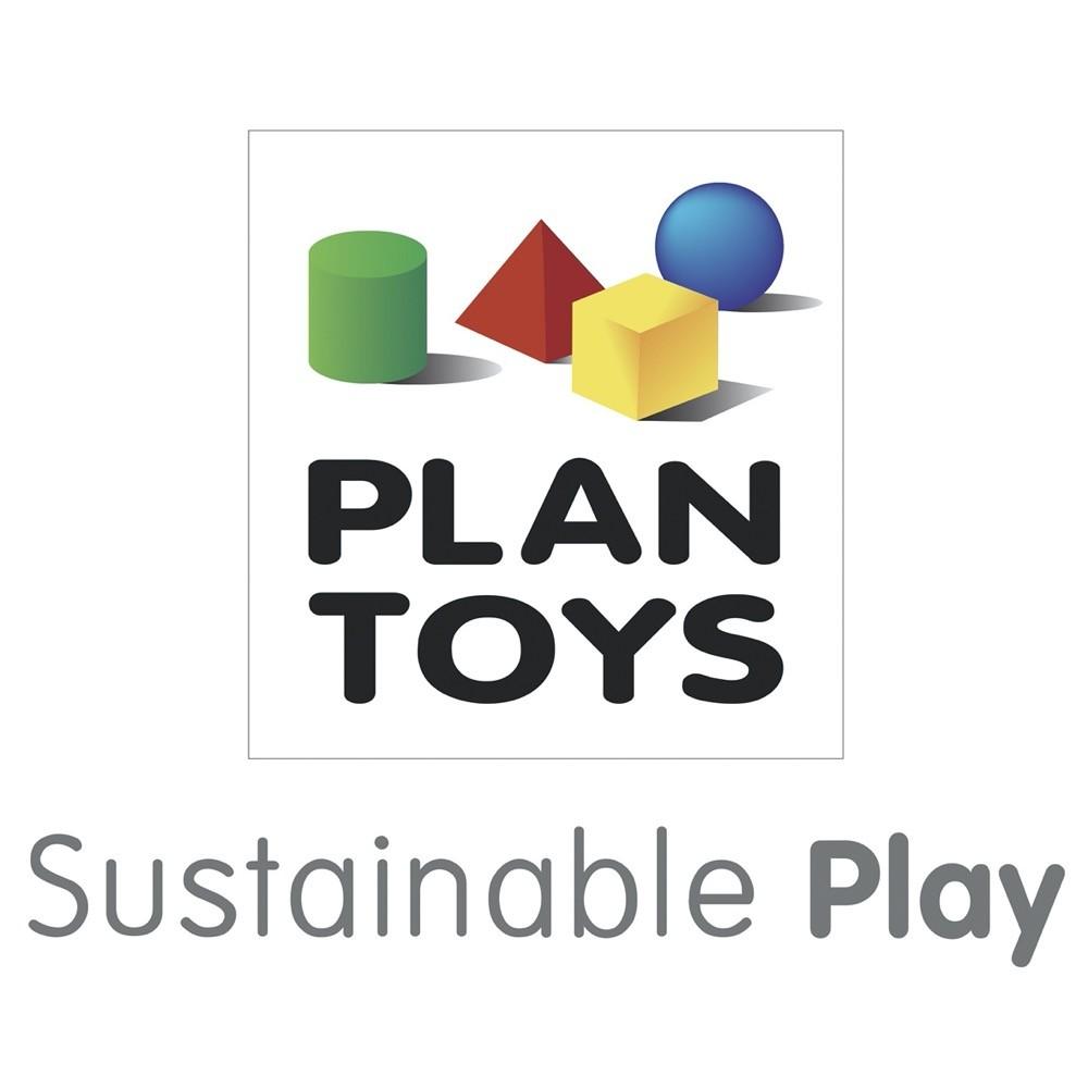 Logo der Marke Plan Toys