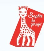 Logo der Marke Sophie la Girafe