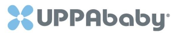 Logo der Marke Uppababy