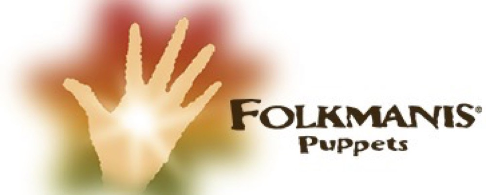 Logo der Marke Folkmanis Puppets