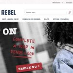 Screenshot der Marke Blue Rebel