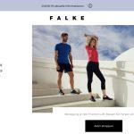 Screenshot der Marke Falke Kids