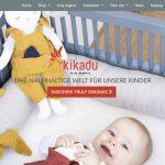 Screenshot der Marke Kikadu