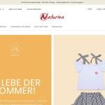 Screenshot der Marke Naturino