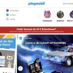 Screenshot der Marke Playmobil