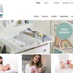 Screenshot der Marke Rotho Babydesign