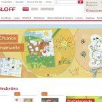 Screenshot der Marke Tessloff Verlag