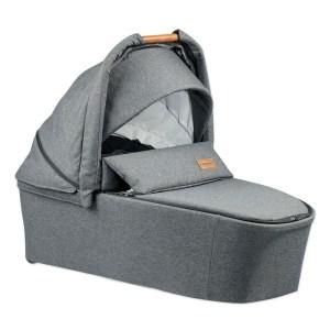 Die praktische Schwingfunktion macht die Babywanne CX3 zum praktischen Begleiter.