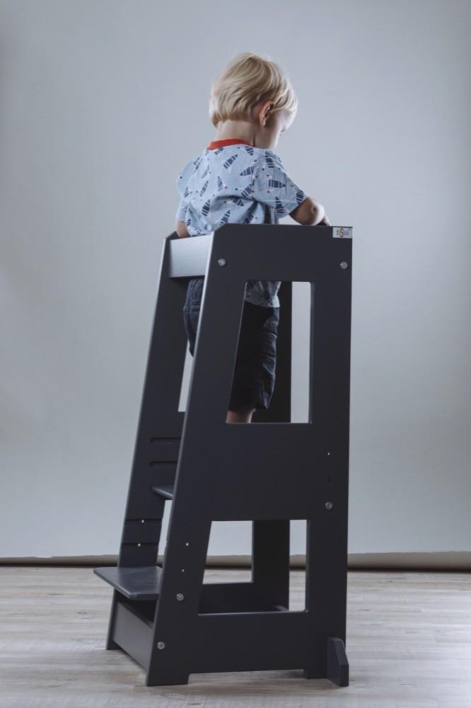 """Der Lernturm """"Felix"""" vom Tissy-Hersteller DaWost"""