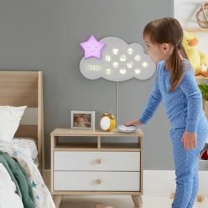 """Der Schlafassistent """"Lumalu"""" von Mattel kann mehr als nur leuchten."""