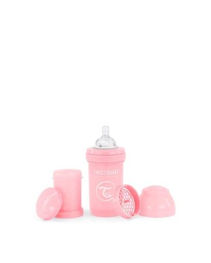 Die Anti-Colic Baby Bottle von Twistshake gibt es in drei Größen und mehreren Farben.