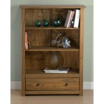 Santiago Pine 1 Drawer Bookcase