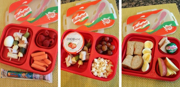 Mini Babybel Cheese and Healthy Lunchbox Ideas | Happy ...