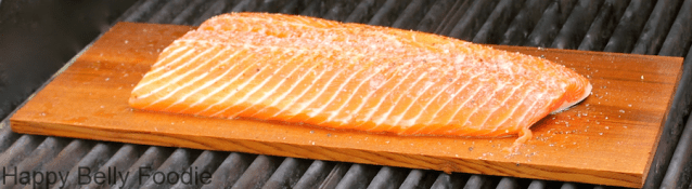 Steelhead Trout on a Cedar Plank ~ Getting your Omega-3's a visual guide on how to cook fish on a cedar plank. Outdoor grilling