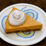 Vegan Butternut Squash Pie