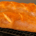French Bread Made with Whey