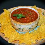 Cultured Veggies ~  Lacto-Rich Fermented Salsa