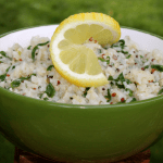 Pressure Cooker Greek Style Rice