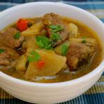 Pressure Cooker Irish Stew
