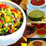 Five Salsa Recipes for Savoring Summer
