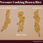 How to Pressure Cook Different Types of Rice Part II ~ Brown Rice