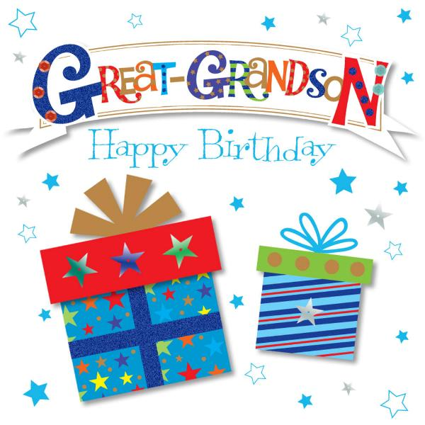 Birthday Great Wishes Happy Grandson