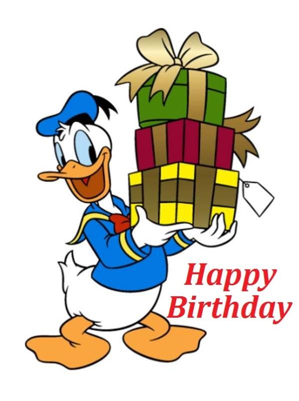 45 Happy Birthday Pics For Cartoons