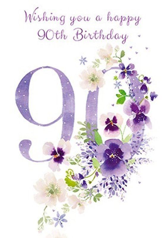 27 Wonderful Wishes For 90th Birthday