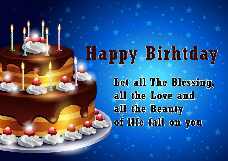 Best Happy Birthday Wishes For Every One