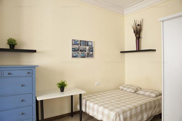 Appartement meublé en colocation sur Barcelone happycasa